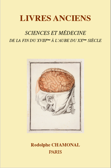 Couverture Catalogue Sciences